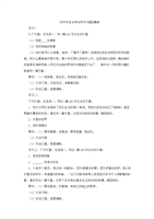 [初中畢業考優秀作文集錦初中.doc期末題目300字評語圖片