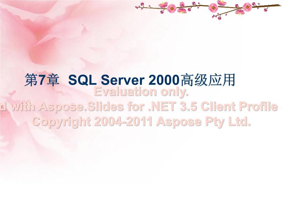 LServer2000高级应用.ppt