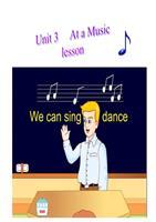 牛津苏教英语五上Unit 3 At a Music lesson(第二课时).ppt