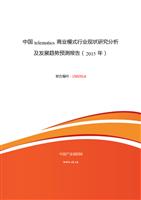 (2015年telematics商业模式现状及发展趋势分析.doc