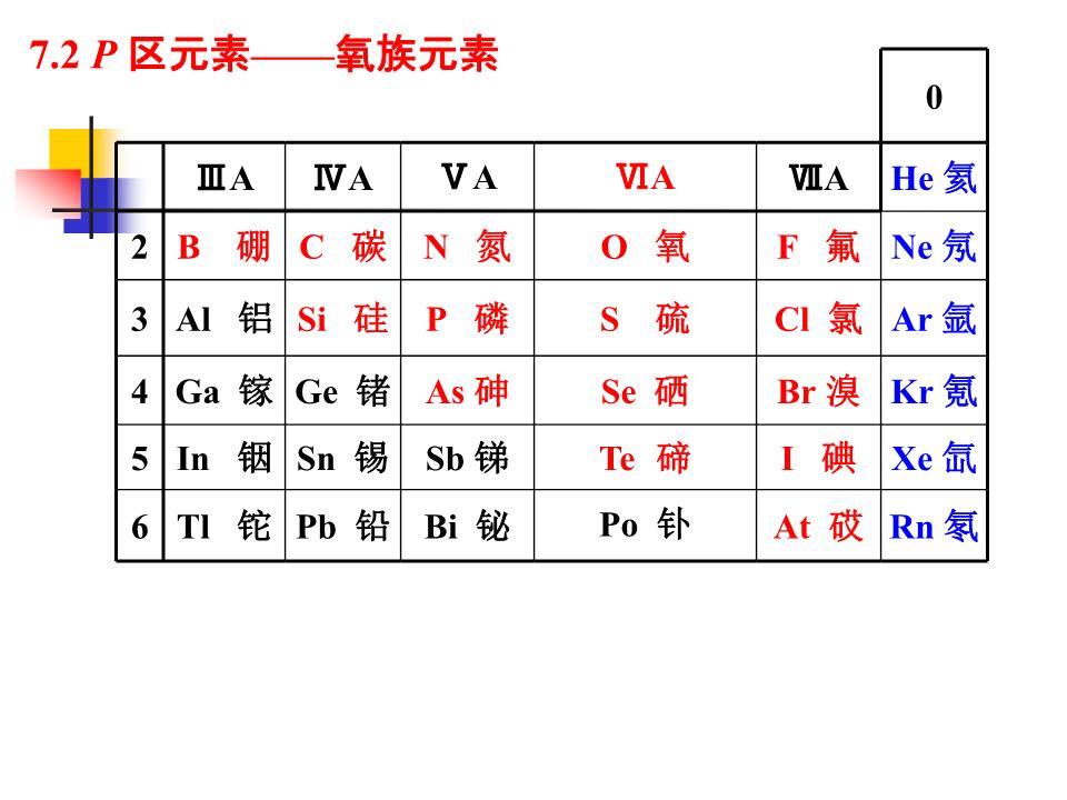 密度下降.两个o原子均sp3不等性杂化分子中含过氧键(―o―o―),b.e.