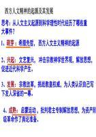 【高中资源精品】高中套餐岳麓版v高中三第12荣怀老师历史图片