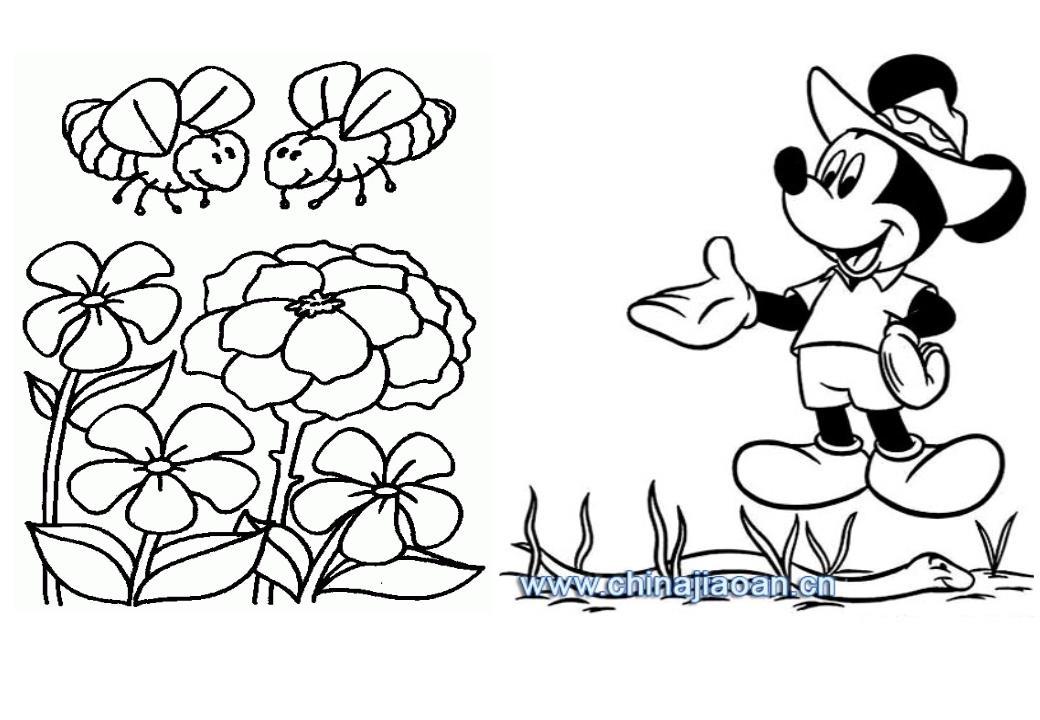 经典3-6岁简笔画涂色画(打印版).pptx