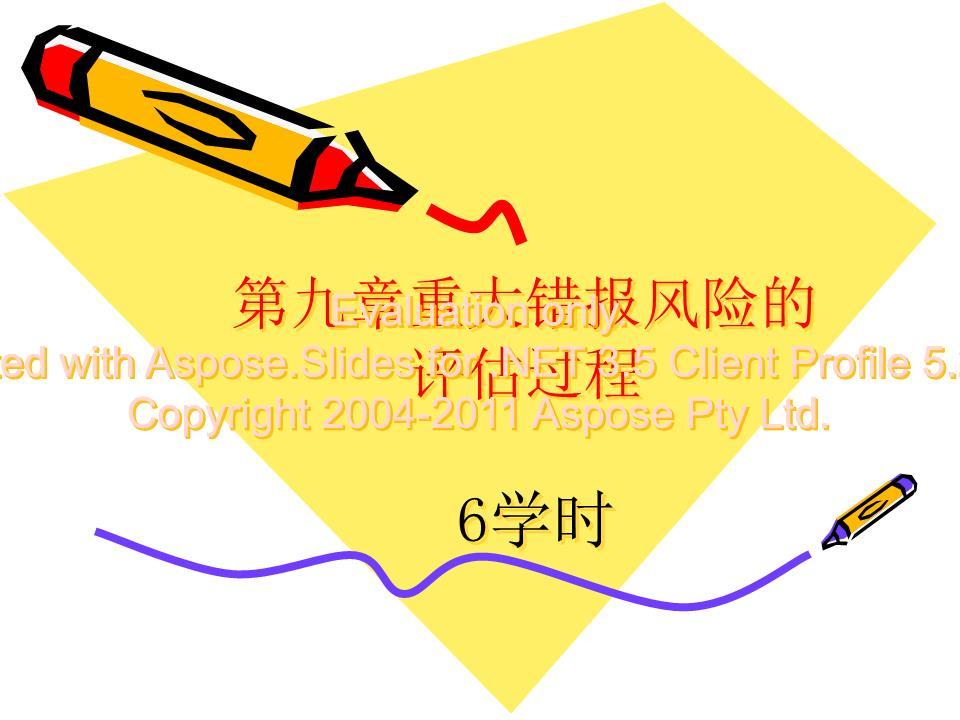 第九章项目审计流程.ppt