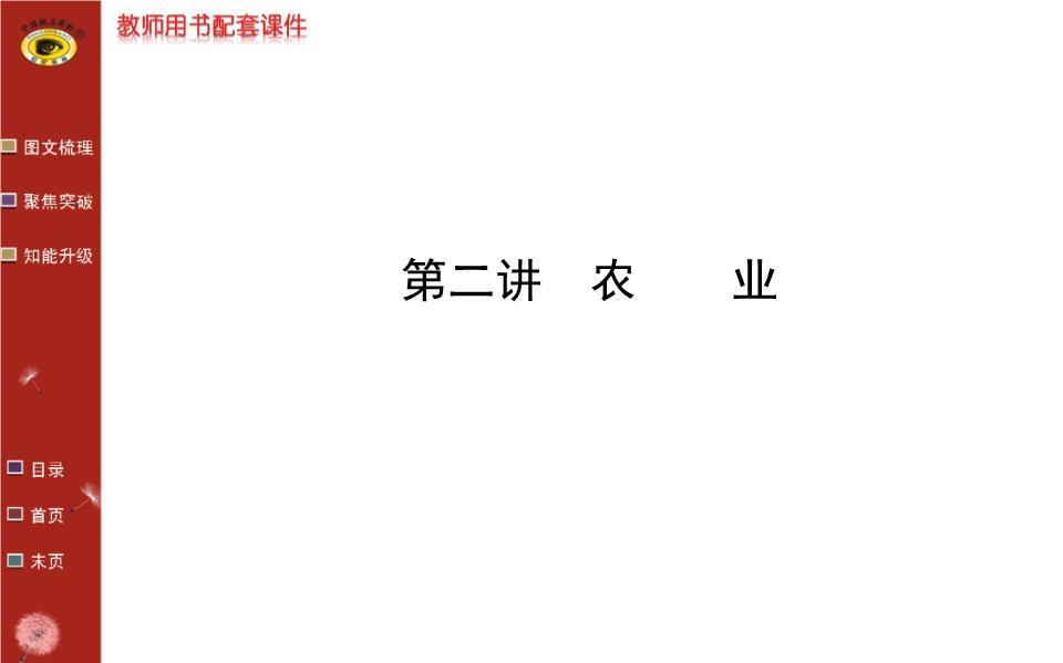 中国的经济发展农业讲义.ppt