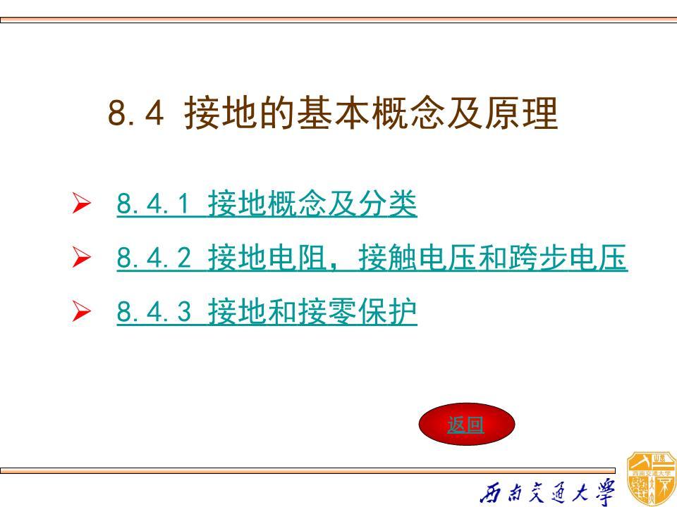 高电压技术吴广宁_8-4课件教学.ppt幼儿园v课件教案图片