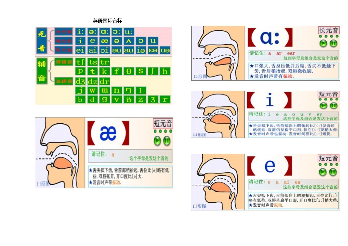 英语国际音标发音_英语发音网_英语发音软件