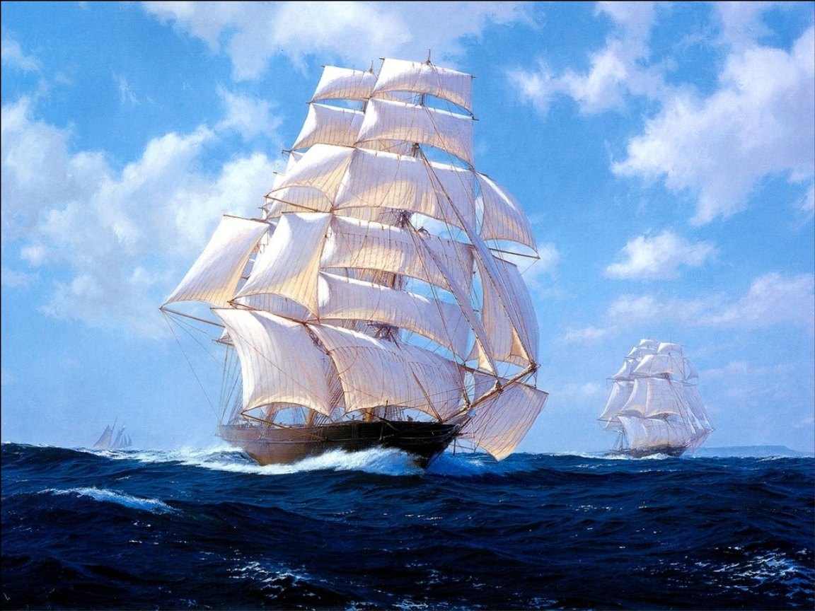 手绘帆船第2集.ppt