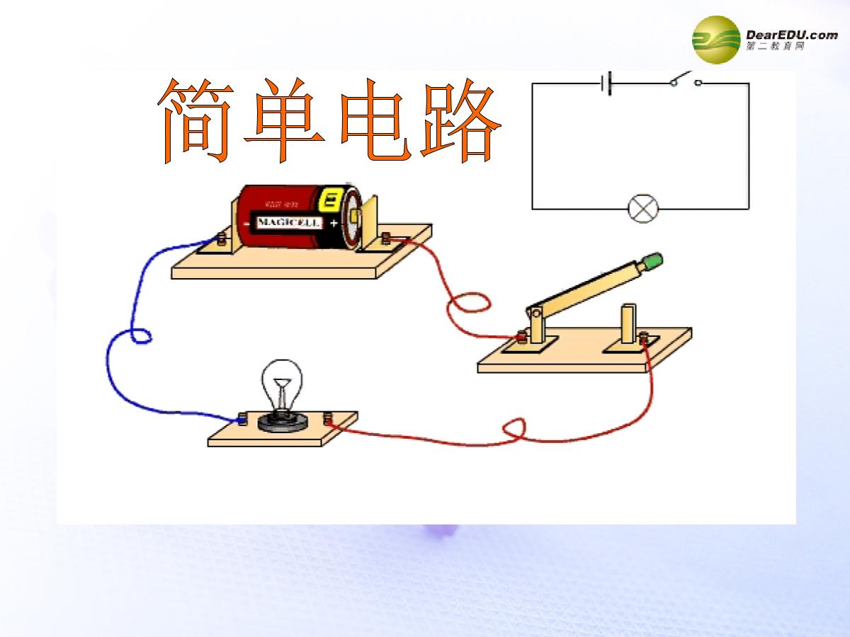 四年级科学下册 简单电路课件1 教科版.ppt